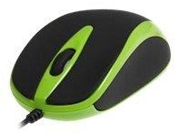 Image of Media-Tech Plano USB Optical (grün)