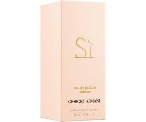 Giorgio Armani Sì Intense Eau de Parfum au prix de 49,32 € sur idealo.fr 819755eb555d