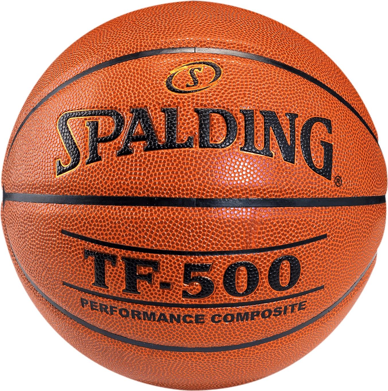 Spalding Basketball TF500 Indoor/Outdoor Damen Ball orange Gr. 6 3001503011216