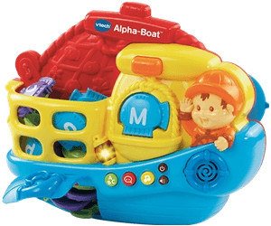 Image of Vtech Baby Alphabet Boat
