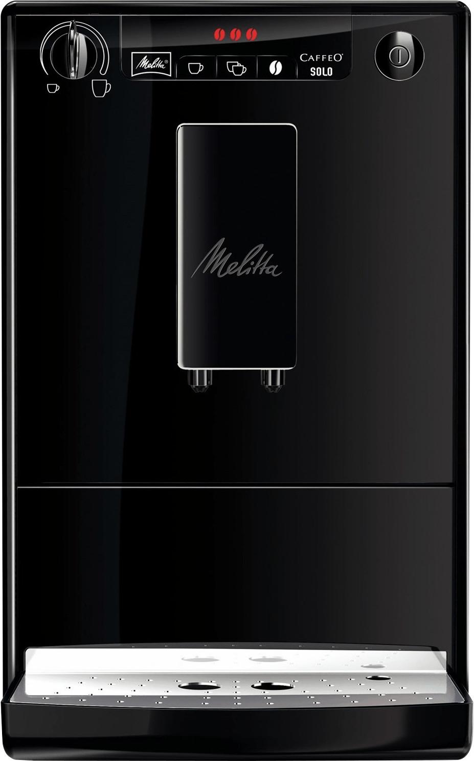 Melitta Caffeo Solo E 950-222 Pure Black
