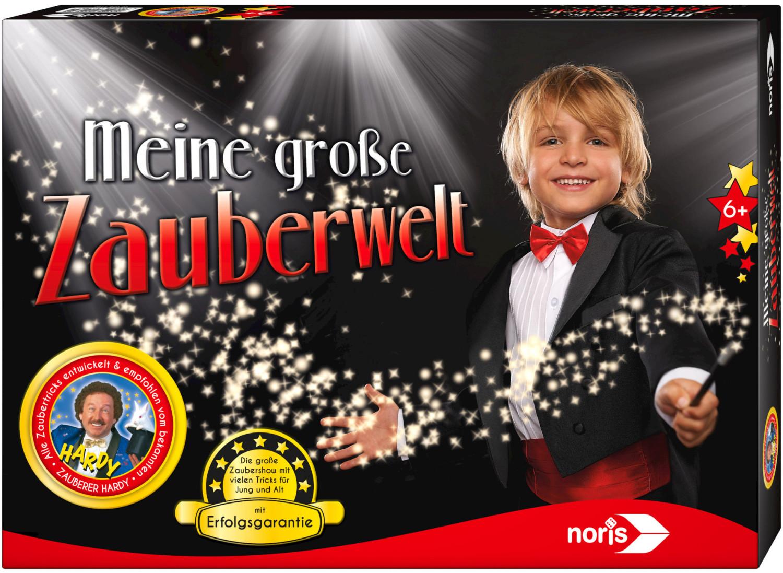 Noris Meine große Zauberwelt (alemán)