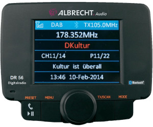 Image of Albrecht DR-56 DAB+