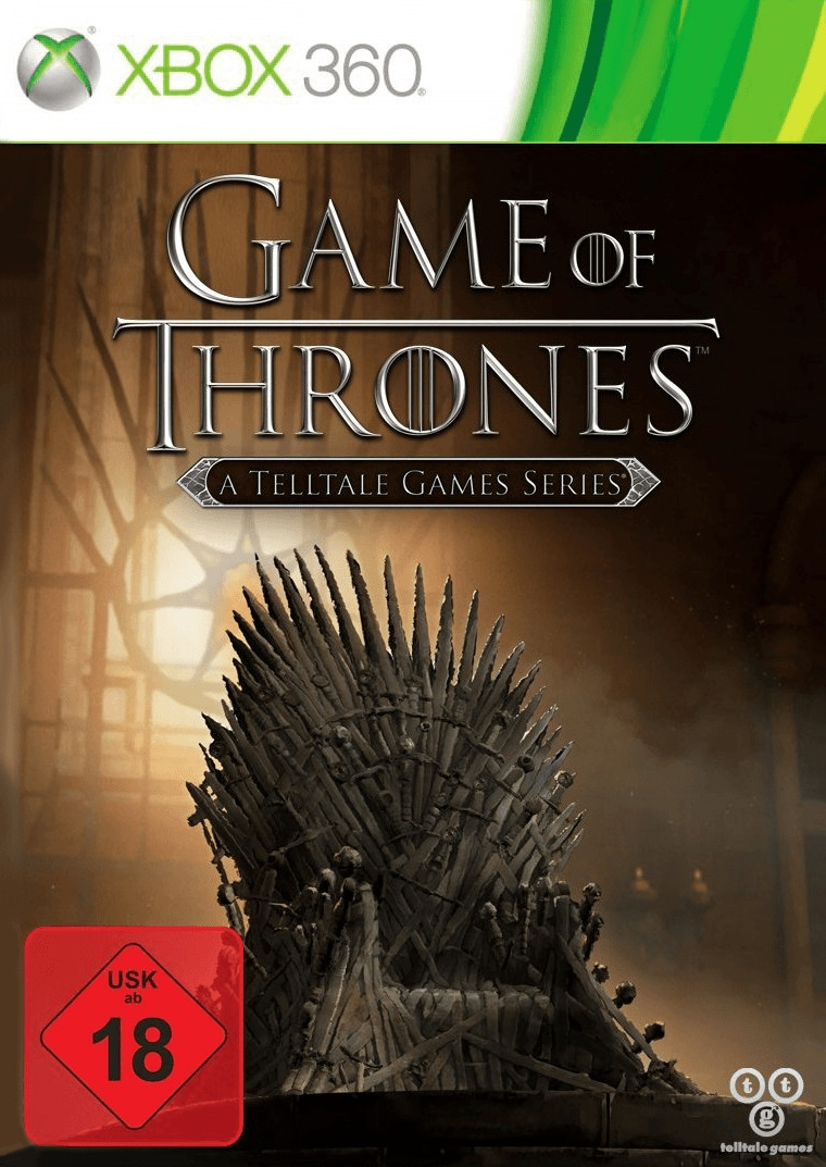 Game of Thrones: A Telltale Games Series (Xbox ...
