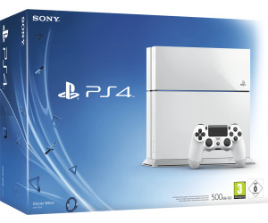 Sony PlayStation 4 (PS4) 500GB (White)