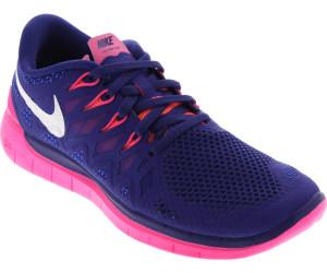 Nike Free 5.0 Wmns En Cours Dexécution Blau Schwarz F402 0zmm
