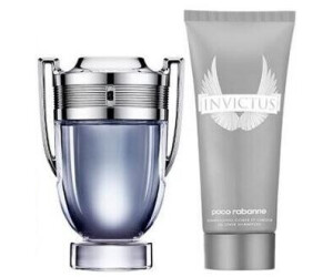 Buy Paco Rabanne Invictus Set Edt 100ml Sg 100ml From 5682