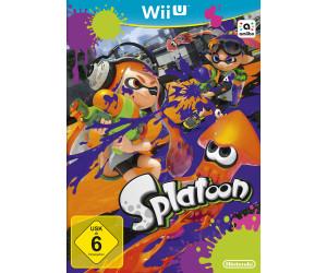 Splatoon Wii U Ab 1999 Preisvergleich Bei Idealode