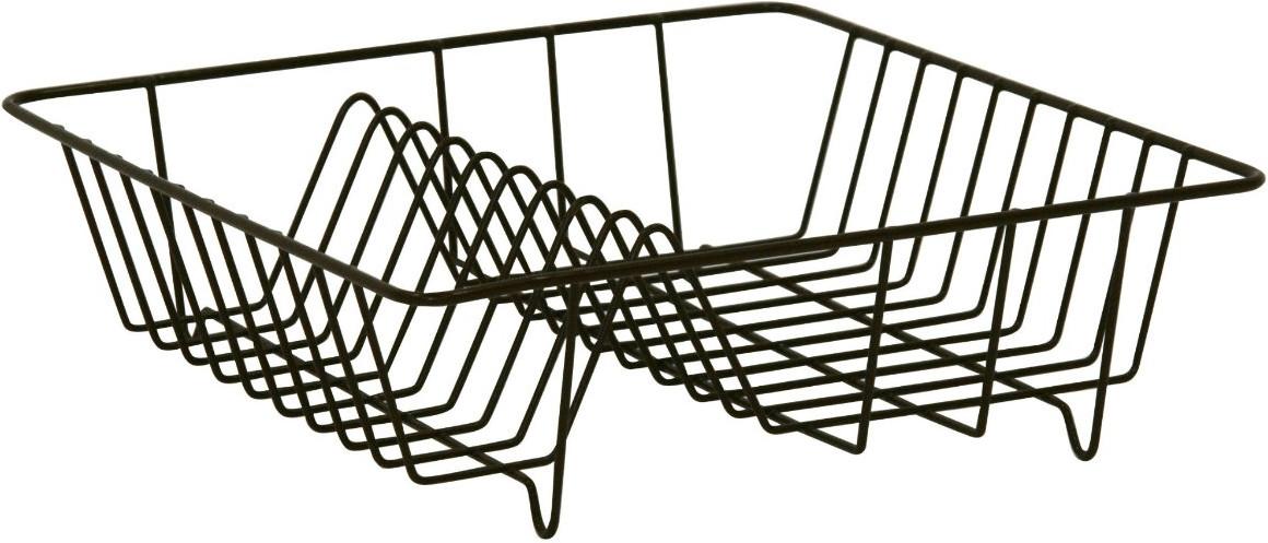 Axentia Geschirrabtropfkorb 34 x 11 cm