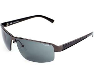Police Herren S8855 FORCE Rechteckig Sonnenbrille