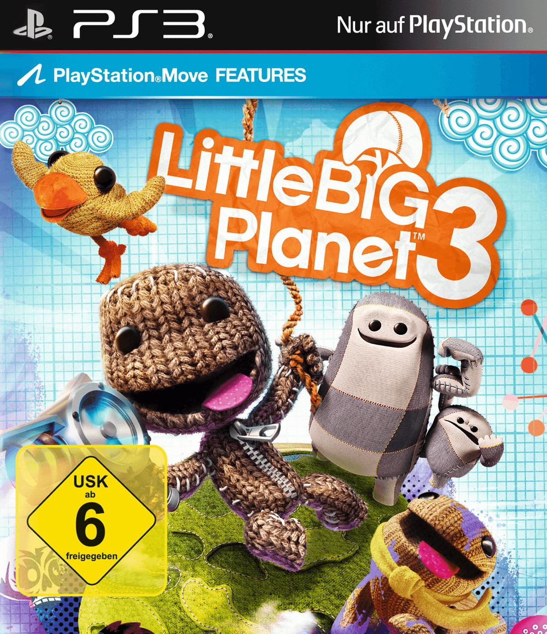 Little Big Planet 3 (PS3)