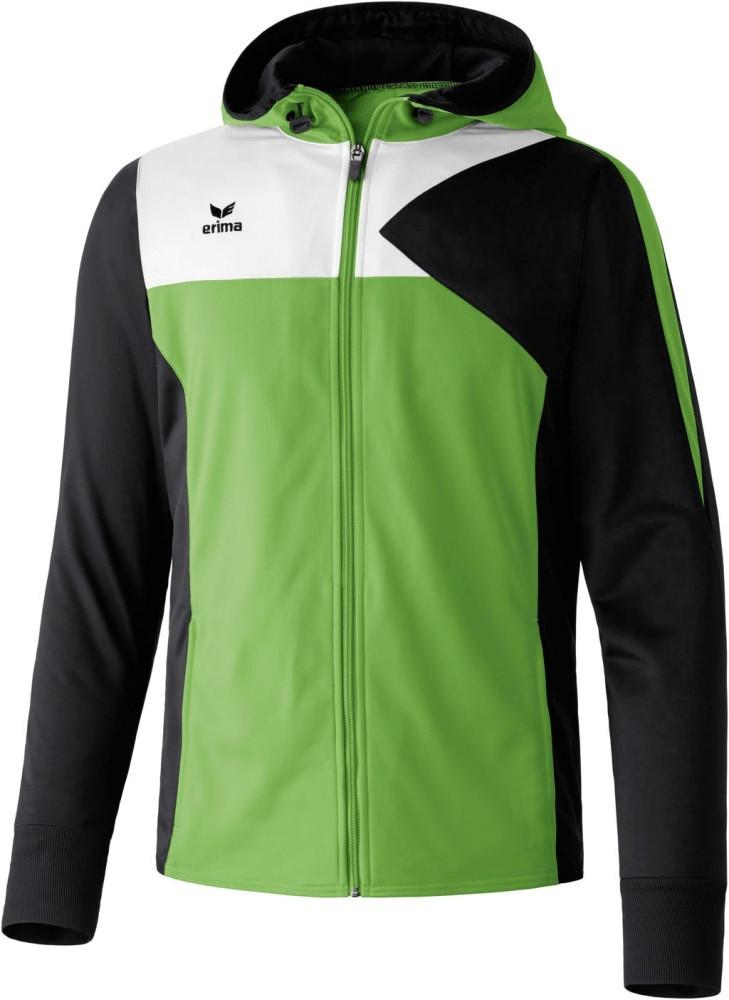 Erima Herren Premium One Trainingsjacke mit Kapuze ab € 29