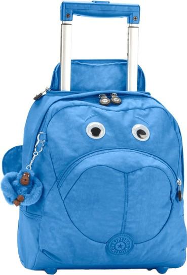 Kipling Back to School Wheely 32,5 cm blue