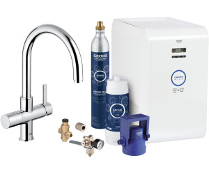 grohe blue home erfahrungen grohe blue home duo taps. Black Bedroom Furniture Sets. Home Design Ideas