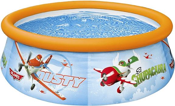 Intex Easy Set diseño aviones 183 x 51 cm