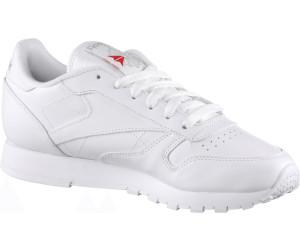 Reebok Classic Leather Women all white ab 47,61 €   Preisvergleich ... 8c203909fa