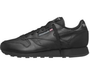 Schuhe Reebok - Cl Lthr 49804 Black/Gum rhz80