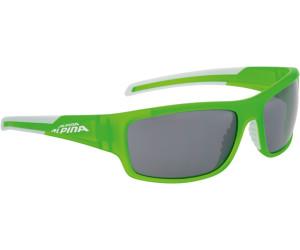 Alpina Testido Sportbrille Schwarz/Weiß 1LBv6