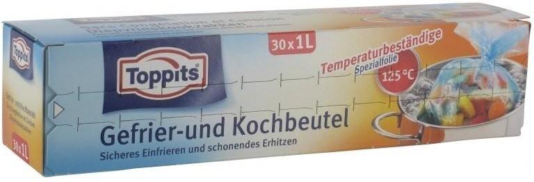 Toppits Gefrier-Kochbeutel 1 L
