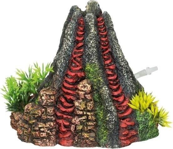 Nobby Aqua Ornaments ´´VULKAN´´ mit Pflanzen 28336
