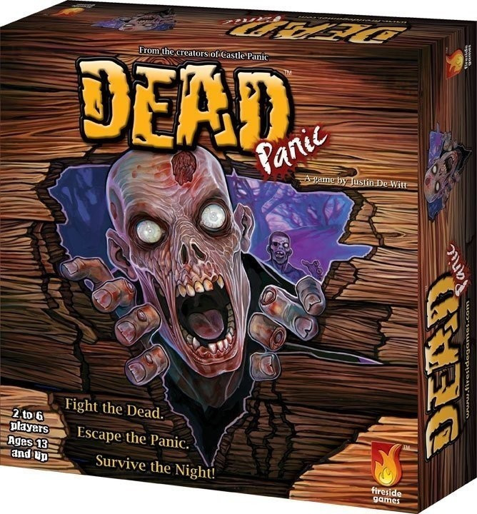 Fireside Games Dead Panic (englisch)