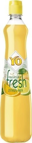 Yo Fruchtsirup fresh Zitrus-Mix 0,7l