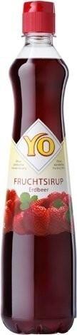 Yo Fruchtsirup Erdbeere 0,7l