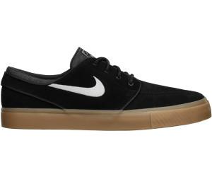 Buy Nike SB Zoom Stefan Janoski black white gum light brown from ... f8cf488278