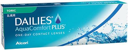Alcon Dailies AquaComfort Plus Toric +2.75 (30 unità)