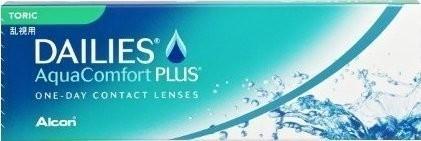 Alcon Dailies AquaComfort Plus Toric 1.00 (30 unità)