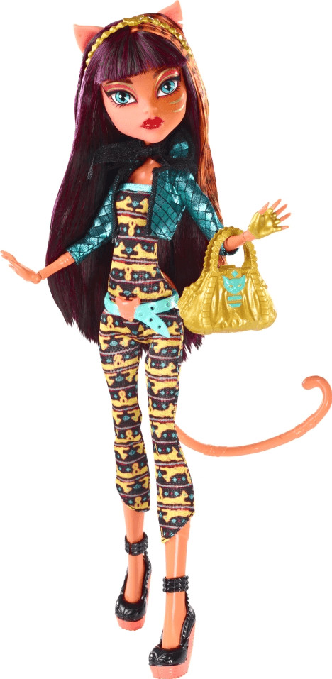 Monster High - Freaky Fusion - Cleolei