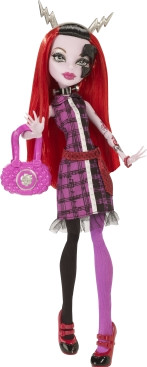 Monster High - Freaky Fusion - Operetta