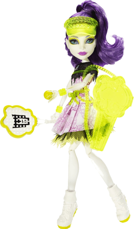 Monster High - Sports - Spectra Vondergeist