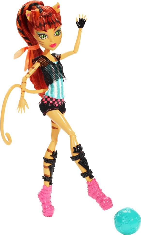 Monster High - Sports - Toralei