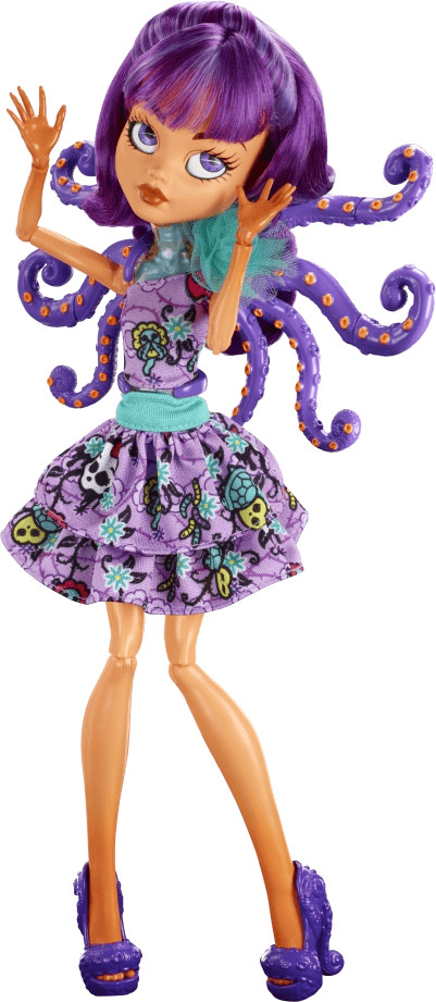 Monster High - Inner Monster - Spooky Sweet & F...