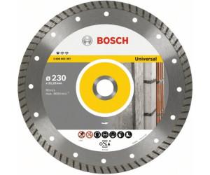 Bosch Diamant Trennscheibe Professional Universal Turbo 115 X 22 23