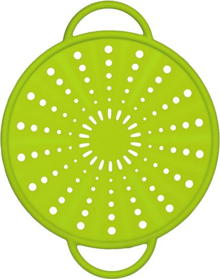 Emsa Smart Kitchen Spritzschutz 31 cm grün