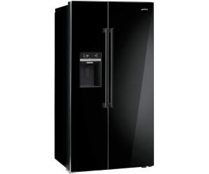 Smeg Kühlschrank Doppeltür : Smeg sbs ned ab u ac preisvergleich bei idealo
