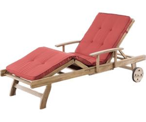 beliani toscana sonnenliege bangkirai ab 239 00 preisvergleich bei. Black Bedroom Furniture Sets. Home Design Ideas