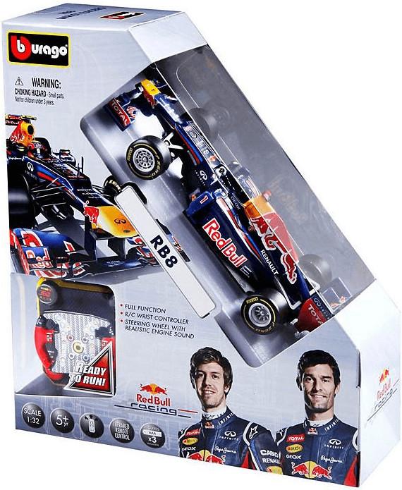 BBurago Formule 1 Red Bull Renault RTR (18-41214)