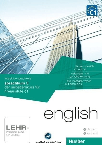 Digital Publishing Interaktive Sprachreise: Spr...