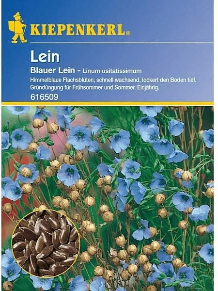 Kiepenkerl Leinsaat - Blauer Lein 60g