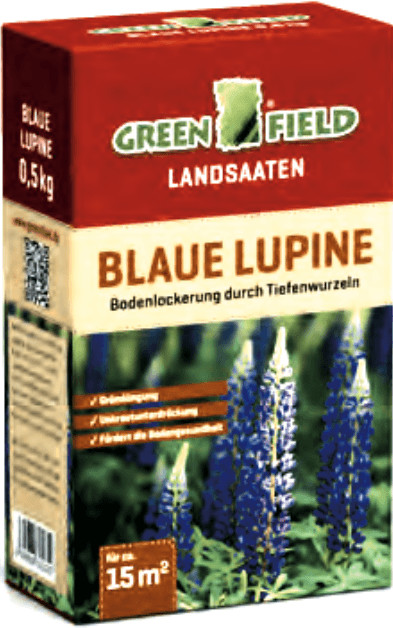 Greenfield Blaue Lupine 500g