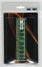 Image of G.SKill 1GB DDR2 PC2-5400 (F2-5400PHU1-1GBNT) CL5