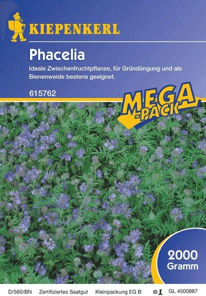 Kiepenkerl Phacelia 2000g