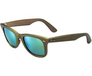 RAY BAN RAY-BAN Sonnenbrille »WAYFARER RB2140«, grau, 611217 - grau/blau