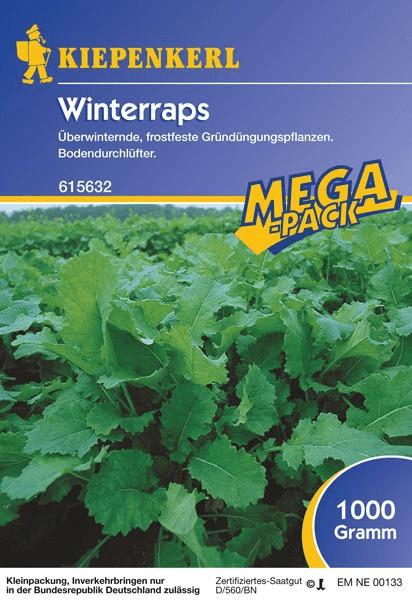 Kiepenkerl Winterraps 1 kg