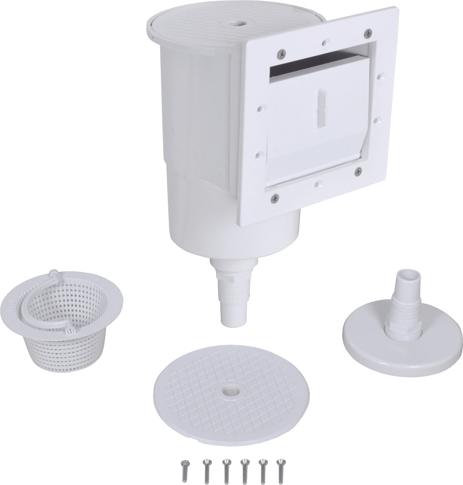 vidaXL Einbauskimmer Set 25 x 21 x 30,5 cm