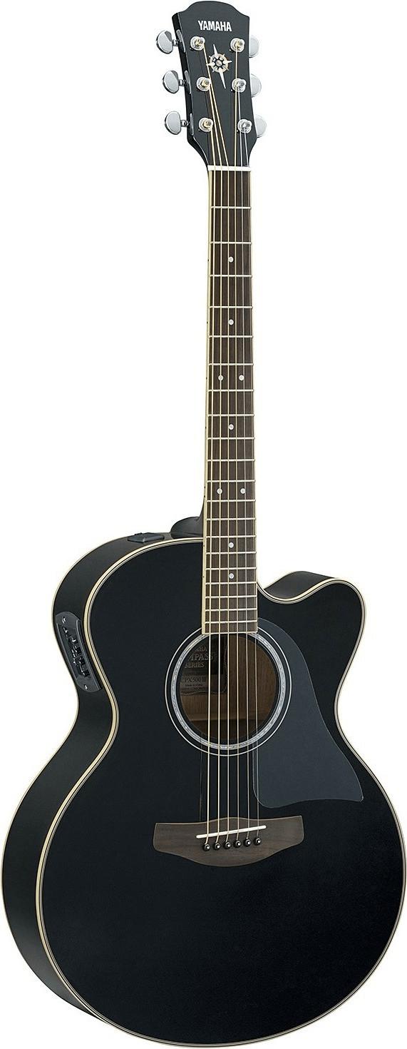 Yamaha CPX 500 III Black