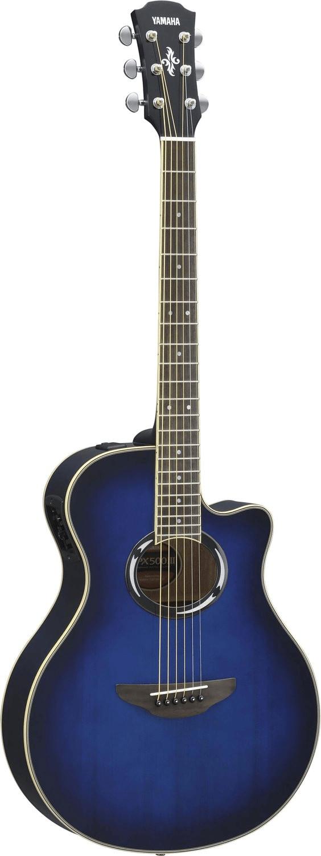 Yamaha APX500 III Oriental Blue Burst